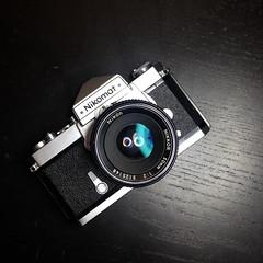 Nikomat FTn (anfenglin) Tags: nikonnikomatftn nikkor50mmf2 35mm filmism cameralove
