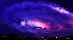 F000001 (PeterKuwertPhotography) Tags: weather clouds lightening storms