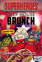 """$10 bottomless mimosas every SUNDAY at Crazy Goose (formerly Quality Social) at our """"MIMOSA DEEP HOUSE BRUNCH"""" (789 6th Ave, on 6th & F)!  BRUNCH: 10am-3pm.  *Happy Hour starts @ 3pm; Last mimosas go out at 2:30pm (See www.MRP.club for info) (markrondeaupresents) Tags: housemusic gaslampsd sdcc sdnightlife socal crazygoose sdsu usd crazygoosebar sddj sdmusicscene dtsd sunday deephouse comeplay daygo markrondeaupresents sundaybrunch mesacollege edmsd sdclubbing sd ucsd sixonenine sandiego sdbrunch sdliving gaslamp brunchandbubbles mrp"""