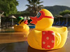 Rubber duckies (VillaRhapsody) Tags: toys duckies ducks rubber yellow summer challengeyouwinner cy2