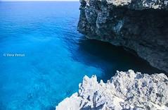 Cliff diving haven (Vera Venus) Tags: seascape landscape island paradise postcard philippines serene cliffdiving torqouise