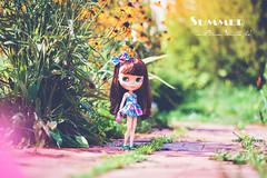 Summer with Vivian♥