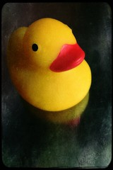 Rubber Duck (CarusoPhoto) Tags: hipstamatic ruddy love81 rubber duck john caruso carusophoto iphone 6 plus toy