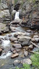 Adams Falls (nickandrosemary) Tags: grandlake colorado grandcounty rockymountains