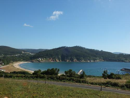 Mirador Garita da Vela - Vista de la costa