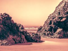 Coastal Rocks Tone