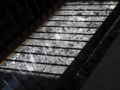 marble shadows (Ange 29) Tags: marble tiles railing shadows reflections olympus omd em1 1435mm zd king township canada