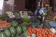 Souk - Marrakech - Morocco (wietsej) Tags: sonyalphanex7 sonycarlzeiss24mmf18lenssel24f18z souk marrakech morocco shop market