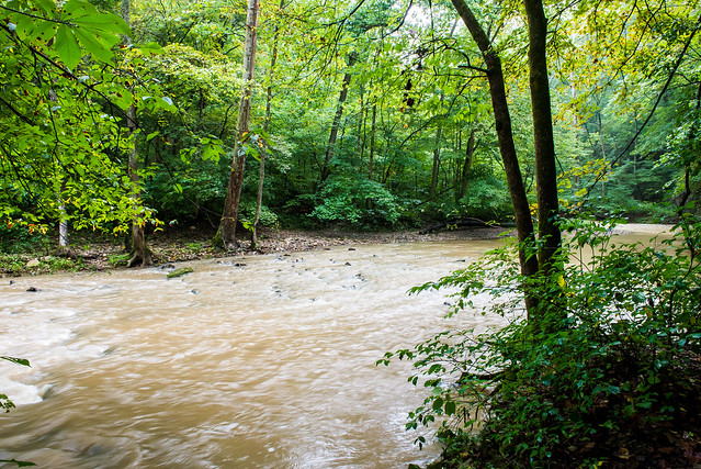 McCormick's Creek State Park - September 9, 2016