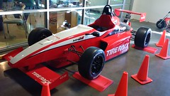 Tire Rack CART Car (artistmac) Tags: indiana in southbend daytrip tirerack indianapolis indy cart car racecar
