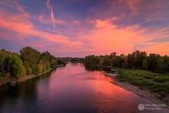 Willamette.jpg (Dan Sherman) Tags: trees summer oregon sunset river water independence colorfulsunset willametteriver pacificnorthwest sky pnw clouds salem unitedstates us