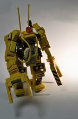 Aliens Loadlifter (brick.spartan) Tags: aliens loadlifter alien mech lego moc