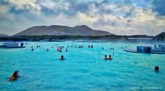 Blue Lagoon, Iceland (anik_barua) Tags: bluelagoon iceland travel geothermalwater swimmingpool