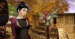 Avilion Nexus - Harvest CTA (Osiris LeShelle) Tags: secondlife second life avilion nexus medieval roleplay combat fantasy harvest cta call arms calltoarms fight mayhem chaos exploding things is noxi here perhaps