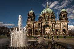 Berlin - Berliner Dom (Pana53) Tags: photographedbypana53 pana53 berlinerdom berlin hauptstadtberlin hauptstadt regierungssitz spiegelung architektur outdoor bundesland nikon nikond810