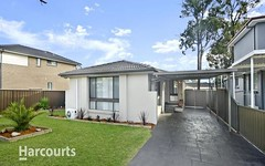 34 Criterion Crescent, Doonside NSW