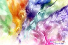 WIP: Pastel rainbow (Kimirra) Tags: bjd abjd kagamidesign angorawig alpaca alpacawig bjdalpacawig colorfulhair colorfulwig rainbow ldoll ldollfestival ldoll6