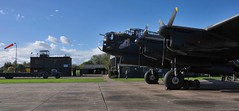 RAF East Kirkby Lincolnshire 18th October 2016 (loose_grip_99) Tags: eastkirkby spilsby lincolnshire avro lancaster nx611 wwii aircraft raf military england uk october 2016 transport museum markvii