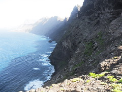 Degollada de El Perchel (Yudisn) Tags: elperchel laaldea sannicolasdetolentino acantilados cliff