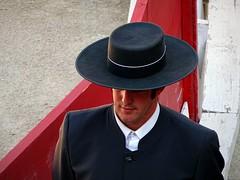 el sombrero (aficion2012) Tags: arles 2016 goyesca france francia corrida septembre sombrero chapeau goyesque
