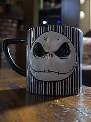Hallowed Grounds (Boneil Photography) Tags: boneilphotography brendanoneil townsend ma canon powershot g16 macro mug halloween hallowed grounds