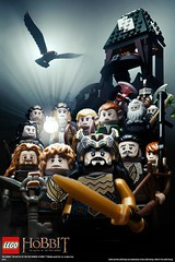 LEGO The Hobbit ? The Battle of the Five by TooMuchDew, on Flickr