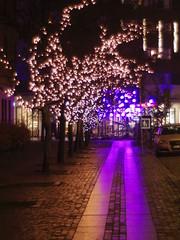 SWITAR 25/1.4 night shot (drougge) Tags: nightphoto malm nattfoto sooc kernpaillardswitar25mmf14 pentaxq