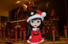 BaD Dec 15 - Gingerbread House