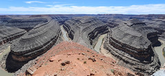 Goosenecks - UTAH (daumy) Tags: usa utah cowboy san juan erosion decor rivier americain tatsunis ouest amerique