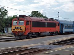 418 330 (TWRC93) Tags: diesel 330 locomotive balaton máv m41 418 tapolca mozdony csörgő mávstart