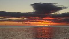 ...un matin sur Terre... (fredf34) Tags: sea cloud mer france sunrise landscape soleil pentax sigma reflet ciel nuage capdagde paysage plage ricoh contrejour 1850 agde k3 languedocroussillon hrault mditerrane levdesoleil sigma1850f28 fredf conque laconque fredf34 pentaxk3 ricohpentaxk3 fredfu34