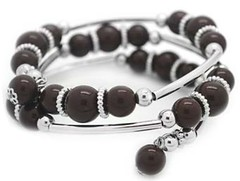 5th Avenue Brown Bracelet P9411-2
