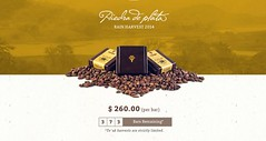 World's Most Expensive Chocolate Costs a Whopping $260 per 42-Gram Bar (fabpoponline) Tags: food foods chocolate mostexpensive toak mostexpensivechocolate toakchocolate