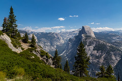 Yosemite Trip - August 2014 - 29 (www.bazpics.com) Tags: california park ca cliff mountain lake rock point view unitedstates flat hill tunnel national valley yosemite granite tenaya barryoneilphotography omsted