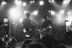 27 (reaoubien) Tags: leica blackandwhite bw monochrome live rocknroll brmc photoworks stagephotography petehayes reaoubien