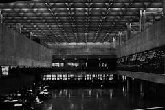 CSC_03292 (Pedro Lucio Campos) Tags: brazil white black arquitetura sãopaulo sp fau usp concreto brutalismo fauusp 1pontodefuga