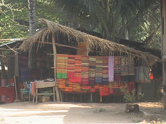Craft Sellers Luang Prabang