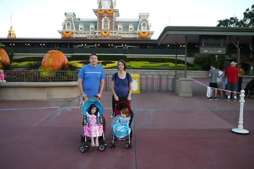 Day 1: The Magic Kingdom