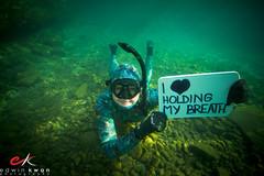 I Love Holding my Breath
