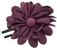 Glimpse of Malibu Purple Headband K2 P6520A-5