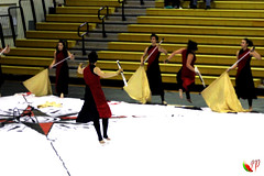 "Park View HS Red Winterguard <a style=""margin-left:10px; font-size:0.8em;"" href=""http://www.flickr.com/photos/126064516@N08/16218467223/"" target=""_blank"">@flickr</a>"