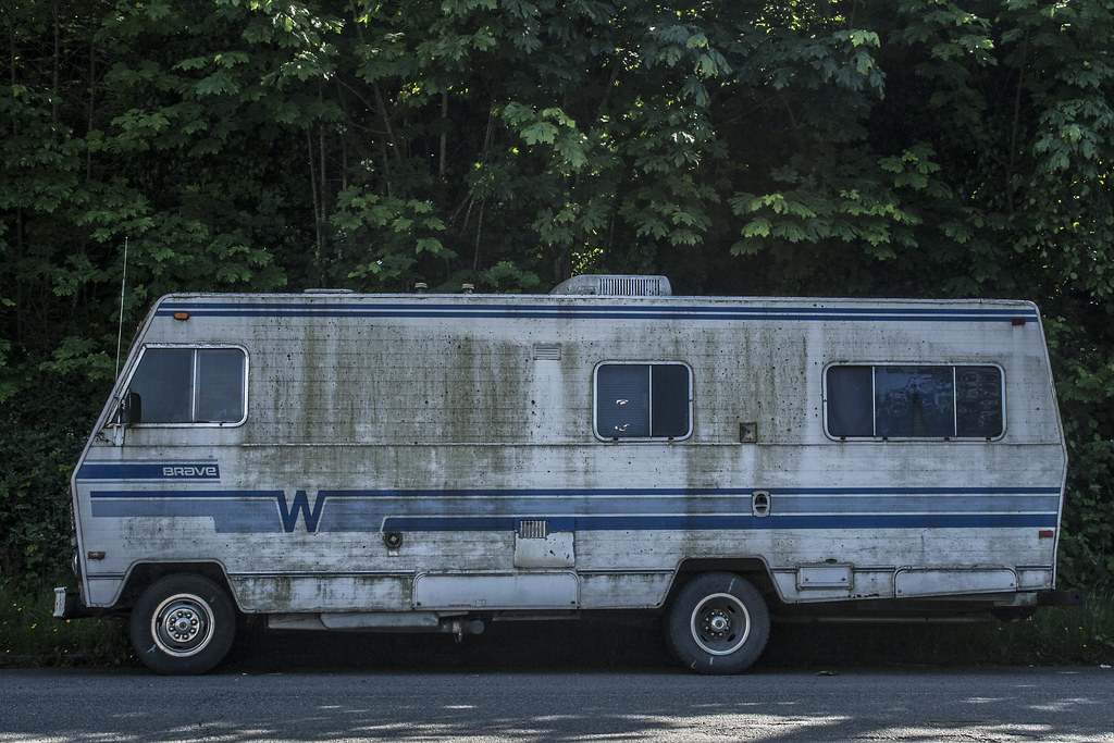 rv salvage oregon