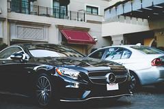 Black Exclusive (mister jermalee) Tags: black sports car mercedes los angeles super hills german series beverly exclusive supercar