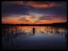 Kai tyla su tavim kalbasi (mariuskluonis) Tags: lake nature silence lithuania
