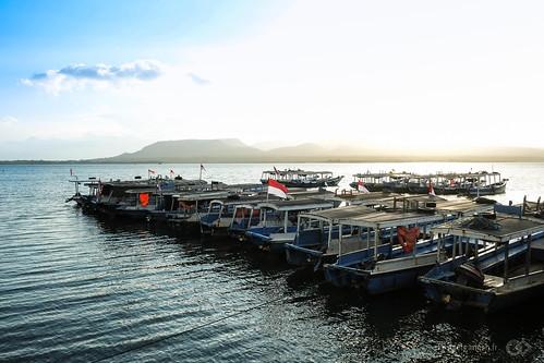 National parc Bali