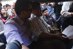 20150214-เลือกตั้งที่ลัก -38 (Sora_Wong69) Tags: people thailand bangkok protest police liberalism activist politic assembly coupdetat nonviolenceaction supportelection