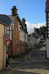 The Albion (RoystonVasey) Tags: wales canon real eos pub zoom conway ale best m 1855mm stm conwy albion 2013 ansells