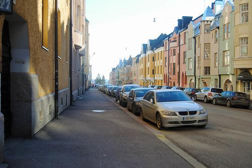 Helsinki, Eira