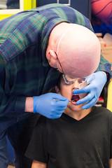 Dental Check-up 2 (Sarah Arquitt Photography) Tags: washington sedrowoolley dentalcheckup azotaphotography boysgirlsclubsofskagitcounty sedrowoolleyboysgirlsclub