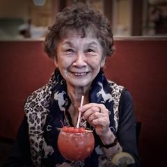the birthday girl (-liyen-) Tags: birthday smile happy drink mother celebration older seniorcitizen activeassignmentweekly bestofweek1 bestofweek2 bestofweek3 bestofweek4 bestofweek5 matchpointwinner mpt472